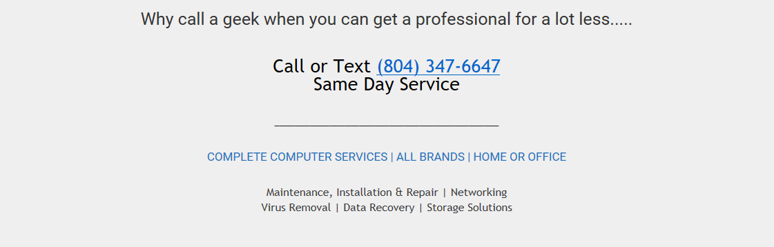 Mobile Technology Experts in Central Virginia