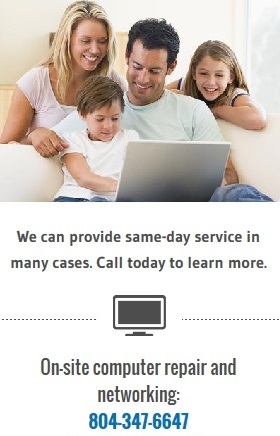 Family virus removal services
