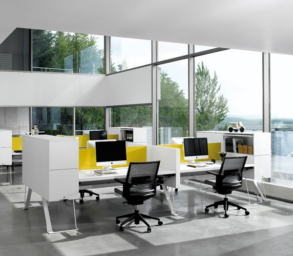 Office Space on  business  services support