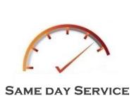 Same day service (804)347-6647