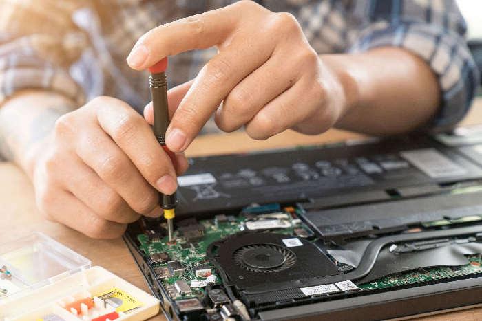 Laptop repair service Richmond, Virginia
